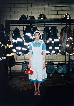 "132. Dana Sederowsky, ""Fire Department New York 1998""."