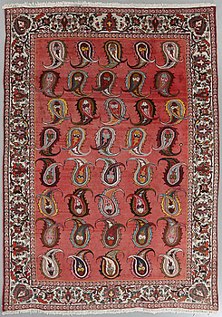 MATTA, old, Baktiari, ca 294 x 215 cm.