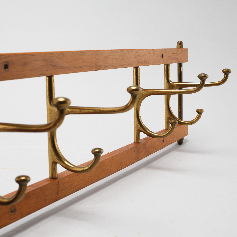"KLäDHäNGARE,""Dekorativ"", Skoglunds metallgjuteri, Anderstorp, omkring 1900 talets mitt Bukowskis"