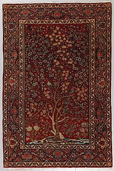 MATTA, Isfahan, semiantik, 205 x 138 cm.
