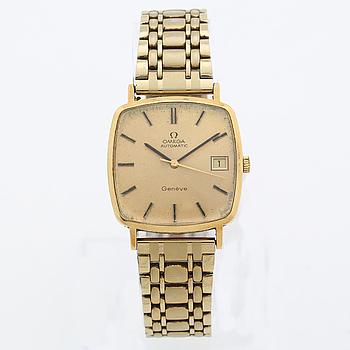 OMEGA, Genève, armbandsur, 30 mm,