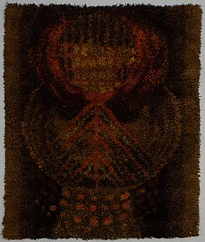 TERTTU TOMERO, rya, Neovius. Ca 150x125 cm.