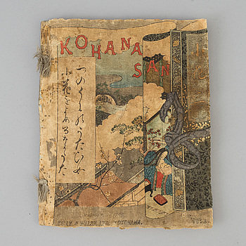 "BOK, ""Kohana San. Written by Lieutenant F. M. Bostwick, U.S. Navy, and sung to the air of  'Ballyhooly' "", Tokyo 1892."
