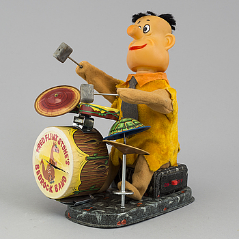 ALPS, Fred Flintstones Bedrock Band, Japan, 1960´s.