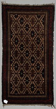 MATTA, orientalisk, antik. Ca 170x89 cm.