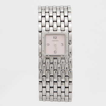 CARTIER, Ruban, armbandsur, 21,5 mm,
