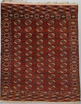MATTA, semiantik, Tekke Turkmen, ca 284 x 133 cm.