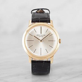 15. PATEK PHILIPPE, Genève, wristwatch, 32 mm,