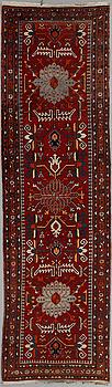 GALLERIMATTA, old, kaukasisk, ca 340 x 97 cm.