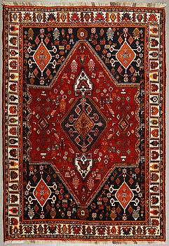 MATTA, Kashgai, 249 x 167 cm.