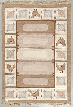 MATTA, rölakan, signerad EE?, 1900-talets fjärde kvartal, 200 x 140 cm.