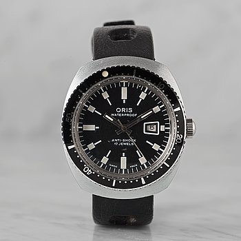 ORIS, Waterproof, armbandsur, 37 x 42 mm,
