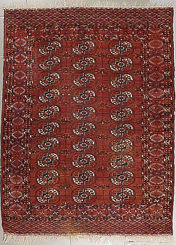 MATTA, Turkmen, semiantik, 170 x 123 cm.
