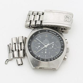 OMEGA, Speedmaster, Professional, Mark II, armbandsur, chronograph, 41 mm,