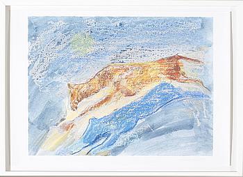 HENRIK ALLERT, litografi, signerad och numrerad 6/10.