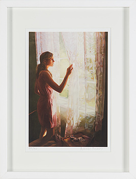 A Karin Broos giclée print signed and numbered 20/90.