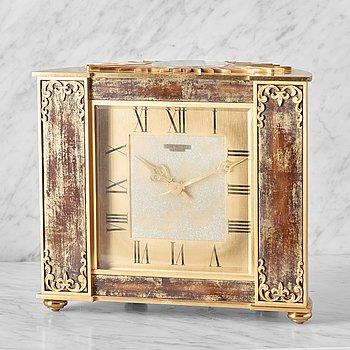 13. PATEK PHILIPPE, Genève, Demi-Lune Solar Pendulette, table clock, 220 x 197 x 170 mm,