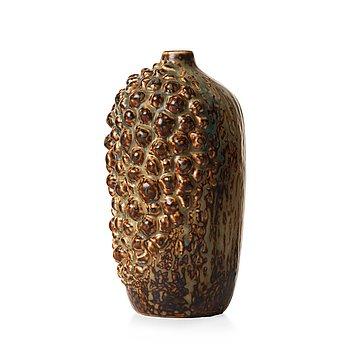 68. Axel Salto, An Axel Salto stoneware vase, Royal Copenhagen, Denmark 1960.