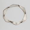 A bracelet by hans hansen, kolding, denmark.