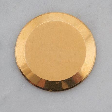 Patek philippe, genève, golden ellipse, armbandsur, 27 x 32 mm,