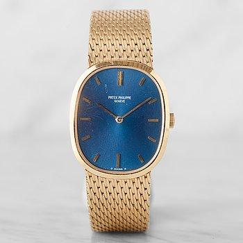 PATEK PHILIPPE, Genève, Golden Ellipse, wristwatch, 27 x 32 mm,
