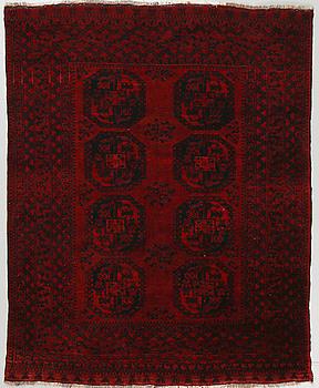 MATTA, Afghan, old, 242 x 195 cm.
