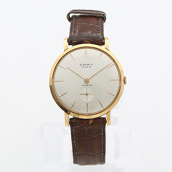 CAMY, Genève, armbandsur, 35 mm,
