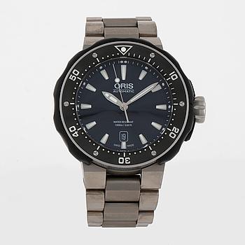 ORIS, ProDiver, armbandsur, 49 mm,