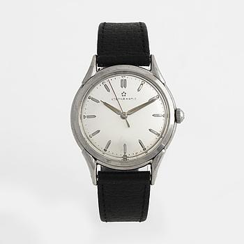 ETERNA.MATIC, wristwatch, 35,5 mm.