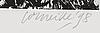 Beverloo corneille, etsning, signerad och numrerad e.a, daterad '98