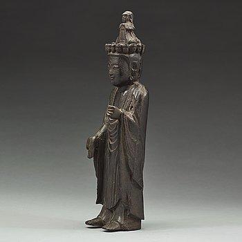 GUDOM, brons. Qingdynastin, 1800-tal eller äldre.