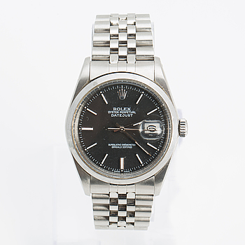 ROLEX, Oyster Perpetual datejust, armbandsur, 36 mm,