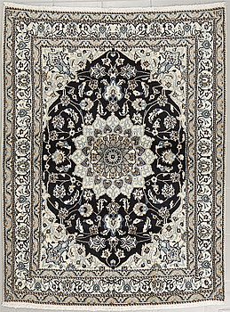 MATTA, Nain, part silk, 190 x 140 cm.