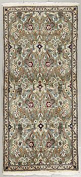 MATTA, Nain, part silk, 195 x 87 cm.