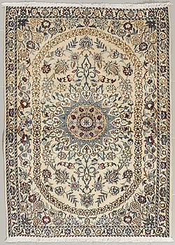 MATTA, Nain, part silk, 123 x 88 cm.