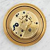 Richard hornby & son, liverpool, two-day marine chronometer, no 1267, 180 x 180 x 195 mm,