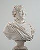 Johan tobias sergel, byst, föreställande gustaf adolf reuterholm (1756-1813) 1795.