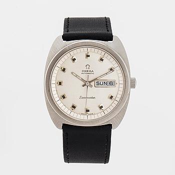 OMEGA, Seamaster, armbandsur, 38 mm,