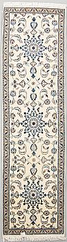GALLERIMATTA, Nain, part silk, ca 291 x 81 cm.
