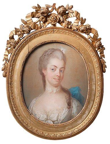 Gustaf lundberg, ulrika elisabeth von liewen (1747-1775).