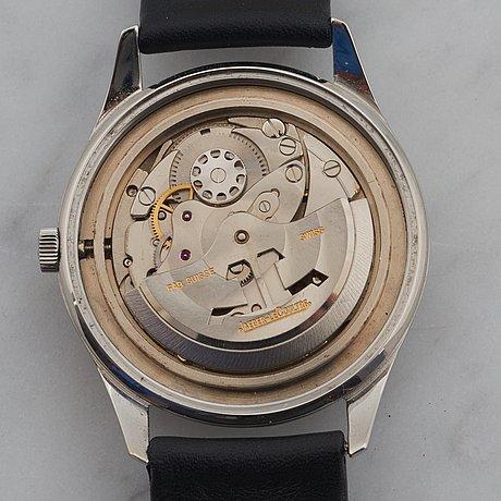 Jaeger-lecoultre, geomatic, chronometre, armbandsur, 36,8 mm,