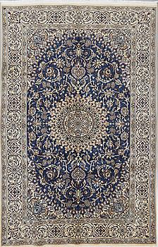 MATTA, Nain, part silk, 297 x 194 cm.