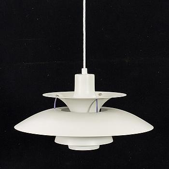 """POUL HENNINGSEN, taklampa, """"PH-5"""", Louis Poulsen, Danmark."""