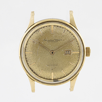 INTERNATIONAL WATCH Co, Shaffhausen, armbandsur, 34 mm.