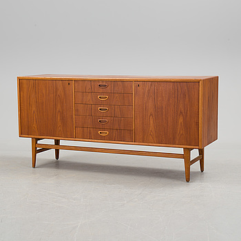 A second half of the 20th century teak sideboard.