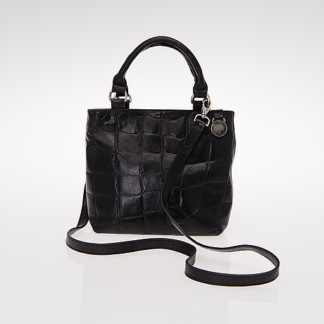 97ab5c77bf9 ... wholesale mulberry black congo leather handbag. bukowskis 75902 6d584
