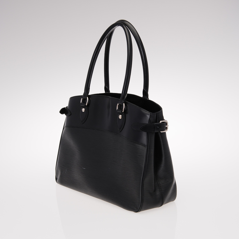 Black Epi Leather Passy GM tote bag. - Bukowskis 0bff38875e