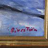 Tor bjurstrÖm, oil on canvas, signed