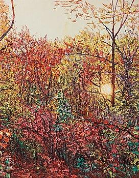 "11. Robert Terry, ""Summer glow""."