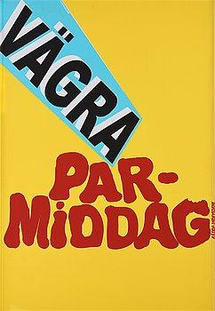 """172. Lisa Jonasson, """"Vägra parmiddag - Rädda individen""""."""